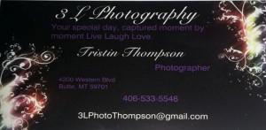3 L Photography