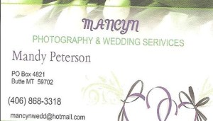 Mancyn Photography and Wedding Serviices